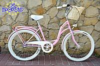 Велосипед VANESSA Vintage 26 Nexus 3 Pink, фото 1
