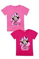 Футболка для девочек оптом, Disney, 3-8 лет, aрт. MIN-G-T-SHIRT-116