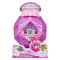 Игровой набор Pikmi pops Cheeki puffs Fuzzin The Bunny Ароматная игрушка Кролик Пикми Попс c сюрпризом (75464)