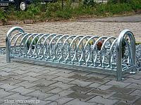 Велопарковка на 6 велосипедів Viro-6 Польща
