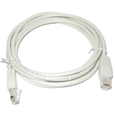 Коммутационный шнур (патч-корд), кат.5Е FTP LSZH, 2м ITK