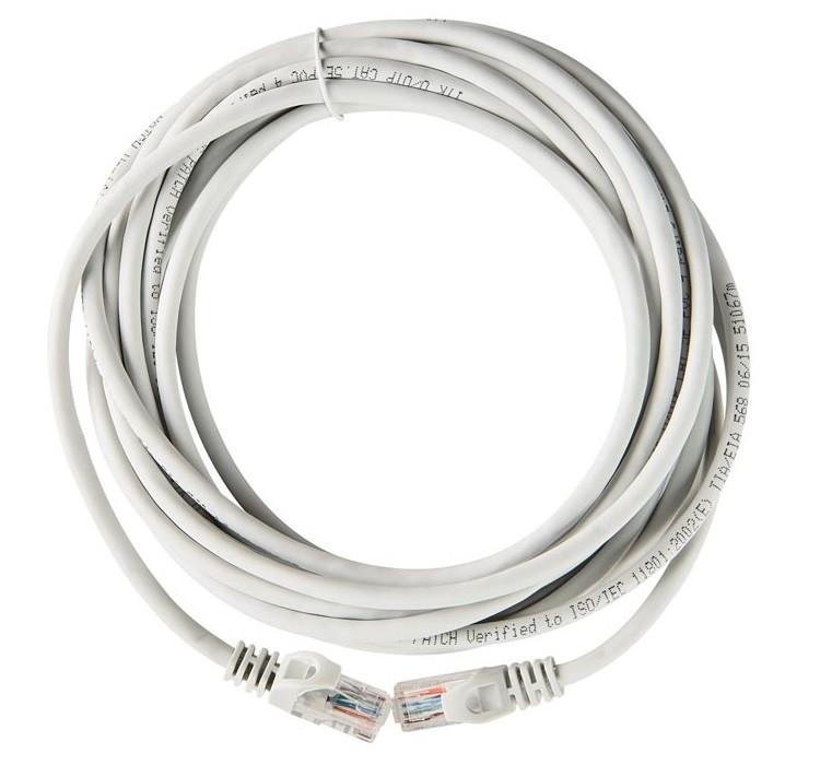 Коммутационный шнур (патч-корд), кат.5Е FTP LSZH, 3м ITK