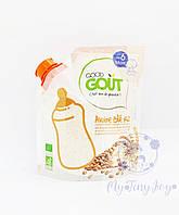Безмолочная мультизлаковая BIO каша от французской Премиум марки Good Goût для малышей уже с 6 мес.