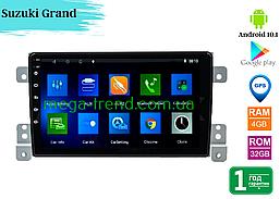"Штатная магнитола Suzuki Grand (9"") Android 10.1 (4/32)"