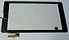 Оригинальный тачскрин (сенсорное стекло) для Prestigio MultiPad 7.0 Rider PMP3007 3G (черный цвет, самоклейка)