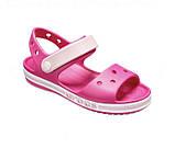 Crocs Kids Bayaband Sandal для девочки, фото 2