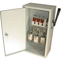 Ящик с рубильником и предохранителями ЯРП-250А IP31 економ