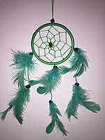 Ловець снів зелений, d-9 см