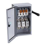 Ящик с рубильником и предохранителями ЯРП-250А IP54стандарт