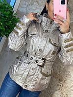 Куртка жіноча демісезонна, фото 1