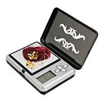 Компактные ювелирные, фармацевтические цифровые весы Aosai ATP-188/6222PA (100 г)