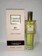 Elite tester  Lacoste Pour Femme 110 ml