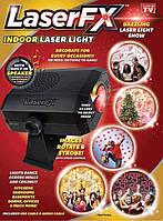Новогодний проектор Laser FX