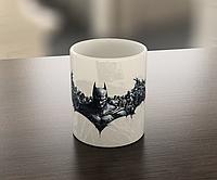 Кружка GeekLand Бэтмен Batman Черный знак бетмен BM.02.065