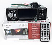 """Автомагнитола 1DIN MP5 4037PM (4,1"""" экран)"""