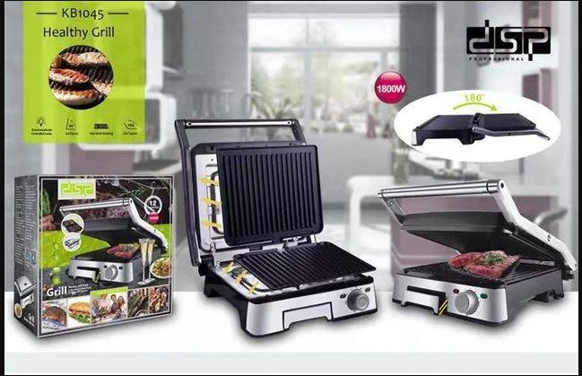 Электрический гриль —  DSP KB-1045 Health Grill