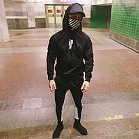 Мужской спортивный костюм BILLIE EILISH черный, фото 1