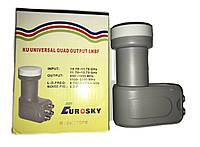 Спутниковый конвертер Eurosky Quad(4) UQP 5