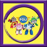 Аниматор Поли Робокар на детский праздник