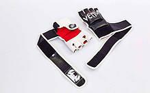 Перчатки для MMA FLEX Venum UNDISPUTED (S-XL) Белый M PZ-VL-5790_1, фото 3