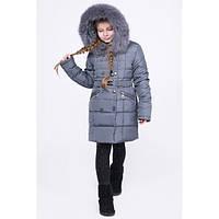 Детская зимняя куртка X-Woyz DT-8296-29 (Графит)