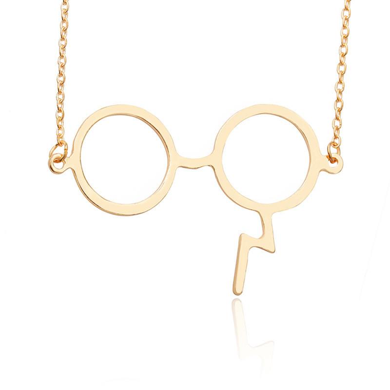 Кулон GeekLand Очки Гарри Поттера Harry Potter glasses HP6.25