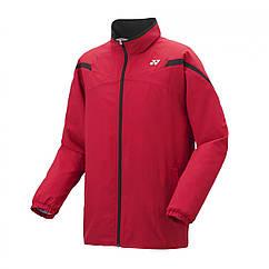 Спортивная мастерка Yonex 50058EX  Warm-Up Jacket Crystal Red