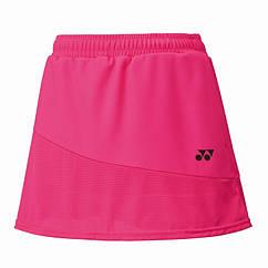 Спортивная юбка Yonex 26020  Ladies Skirt Bright Pink