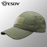 """🔥 Кепка тактическая """"Esdy - Flex"""" (олива) бейсболка, кепка зсу, кепка нацгвардии, для охоты"""
