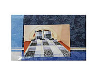 Комплект постільної білизни бязь 2 арт.1510 ТМConstancy