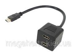 HDMI на 2 HDMI сплиттер разветвитель коммутатор