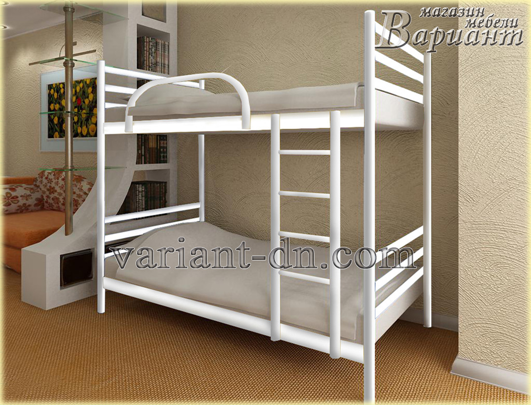 Кровать двухъярусная заказ