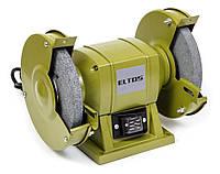 ✅ Точило электрическое Eltos ТЭ-150 (520 ВТ)