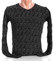 Мужской свитер Anecdote Турция k518/1 Черный S-M
