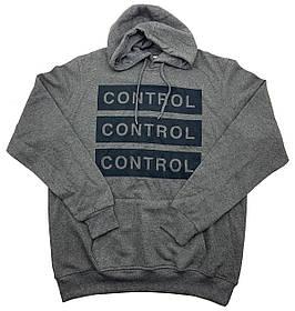 Худі чоловіча Ice Boy CONTROL k646/2 Темно-сіра XL