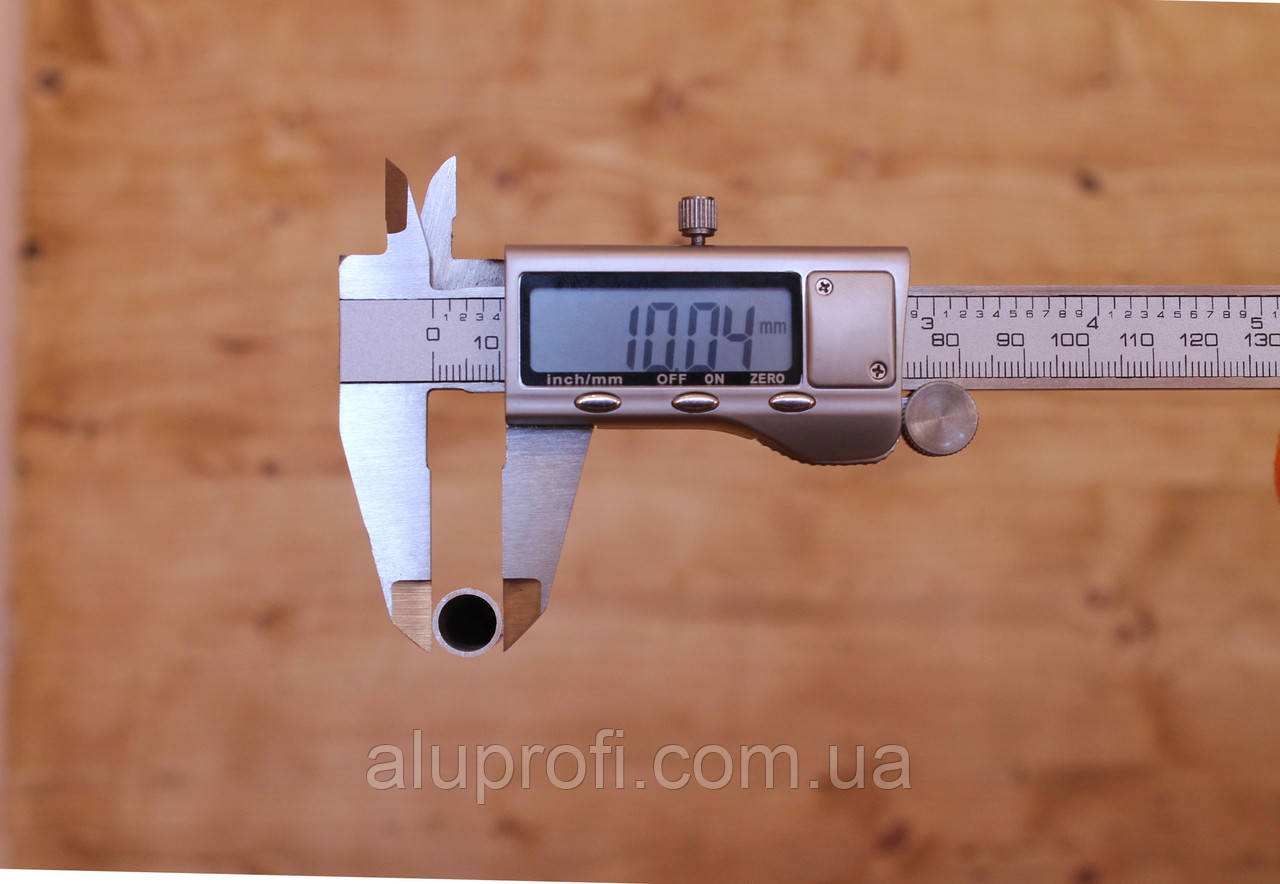 Труба  алюминиевая ф 10 мм (10х2,3мм) АД0