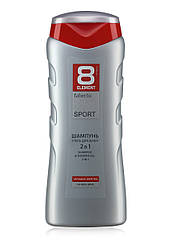 Faberlic Шампунь і гель для душу 2 в 1 серії 8 Element Sport для мужчин 8 Element (8 Элемент) арт 8137