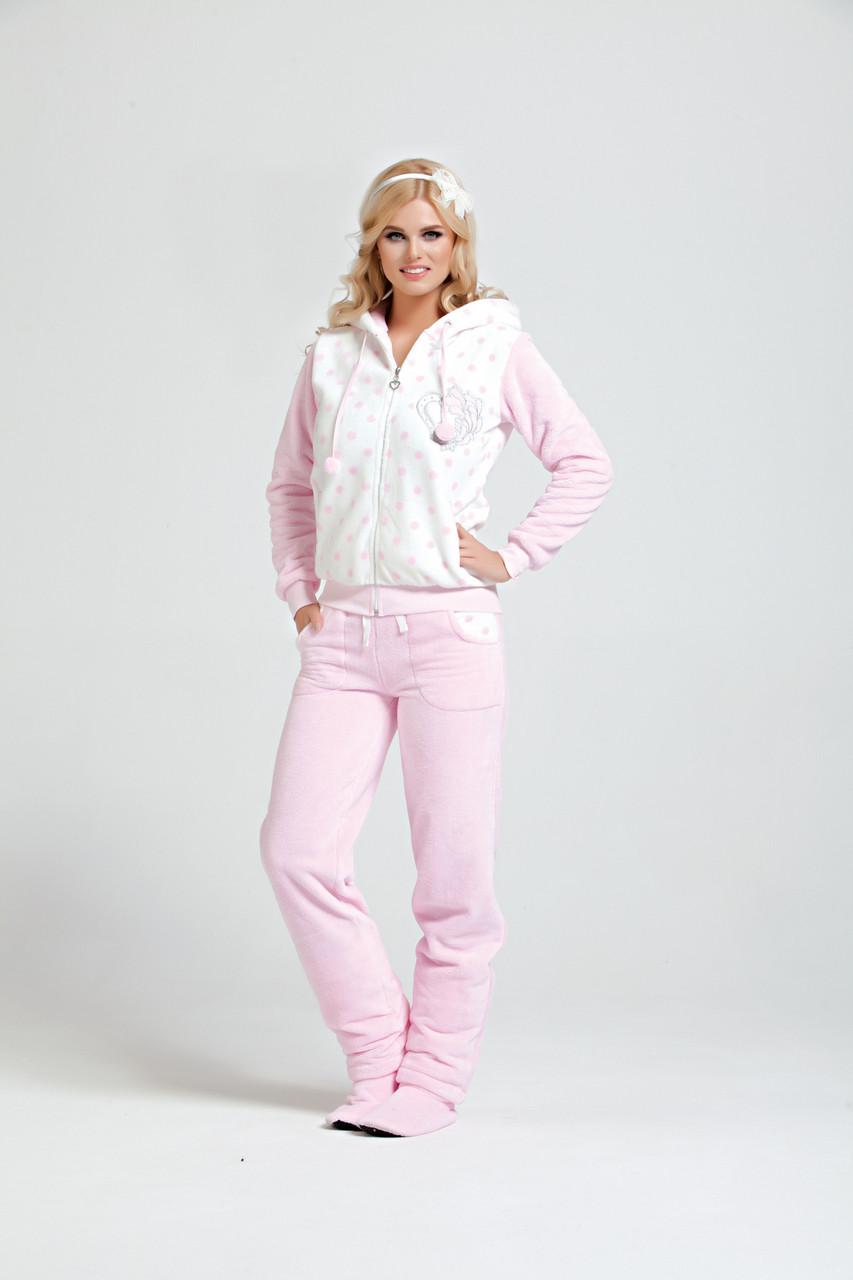 Пижама женская (пушистая) Bellezza. Турция - интернет-магазин