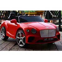 Электромобиль Tilly Bentley T-7644 EVA Red