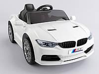Электромобиль Tilly BMW X6  Eva White (T-7633E)
