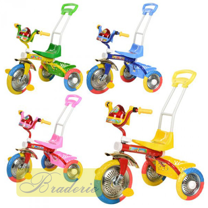 Велосипед трехколесный Bambi 6011
