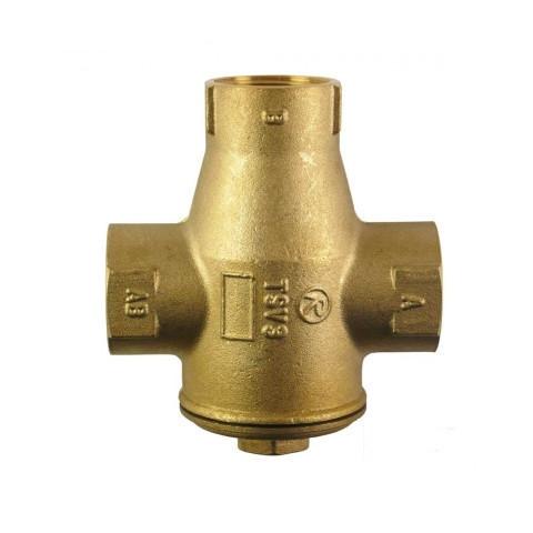 """Трехходовой смесительный клапан Regulus TSV3B 65°C DN25 1"""""""