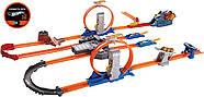 Трек Хот Вилс Двойное Ускорение Многовариантный  Hot Wheels Total Turbo Takeover  Оригинал от Mattel, фото 6