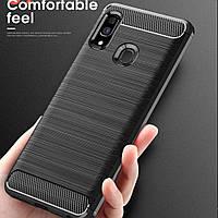 Противоударный чехол для Samsung Galaxy A20 Slim Shell