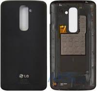 Задняя часть корпуса LG D801 Black