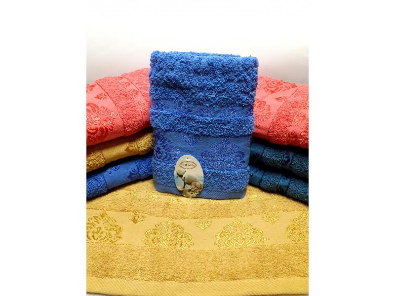 Банные полотенца Солафа-Корона