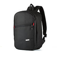 Рюкзак для ручной клади 40 x 20 x 25 Wascobags RW черный