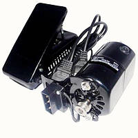 Электропривод с педалью бытовой швейной машины 180 W, фото 1