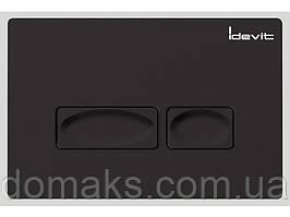 Клавиша глянцевая черная 53-01-04-033 IDEVIT