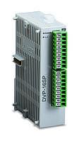 Модуль расширения для контроллеров серий SS2, SA2, SX2, SV, SE 8DI/8DO релейн., питание 24В, DVP16SP11R